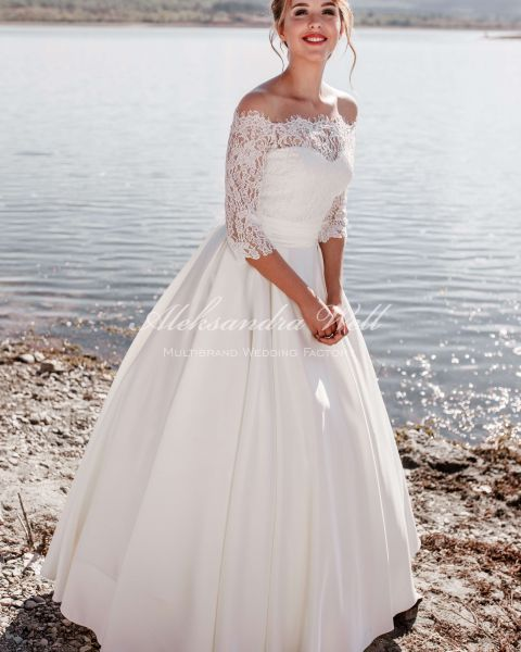 Свадебное платье ДЖЕРАЛЬДИНА
