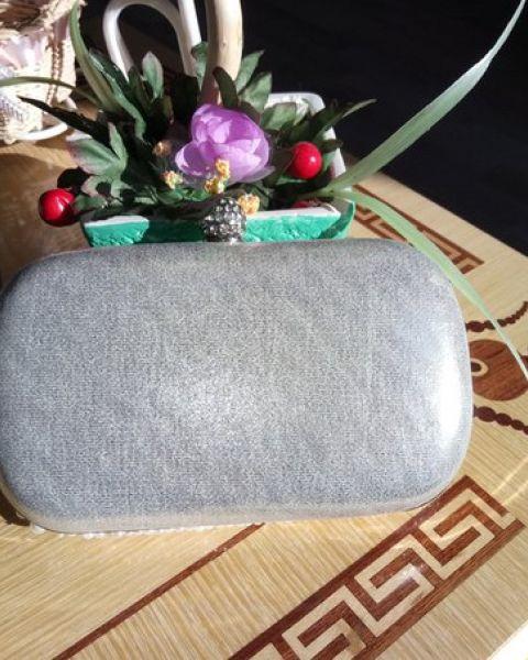 Свадебная сумочка двусторонняя