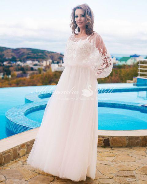 Свадебное платье ЕВГЕНИЯ