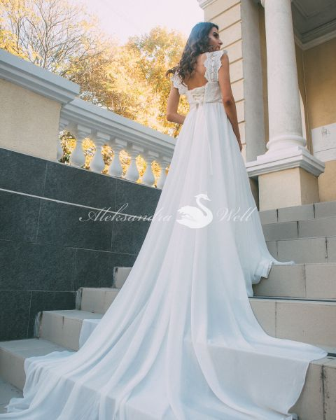 Свадебное платье ГОРТЕНЗИЯ