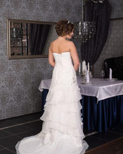 Свадебное платье САБРИНА