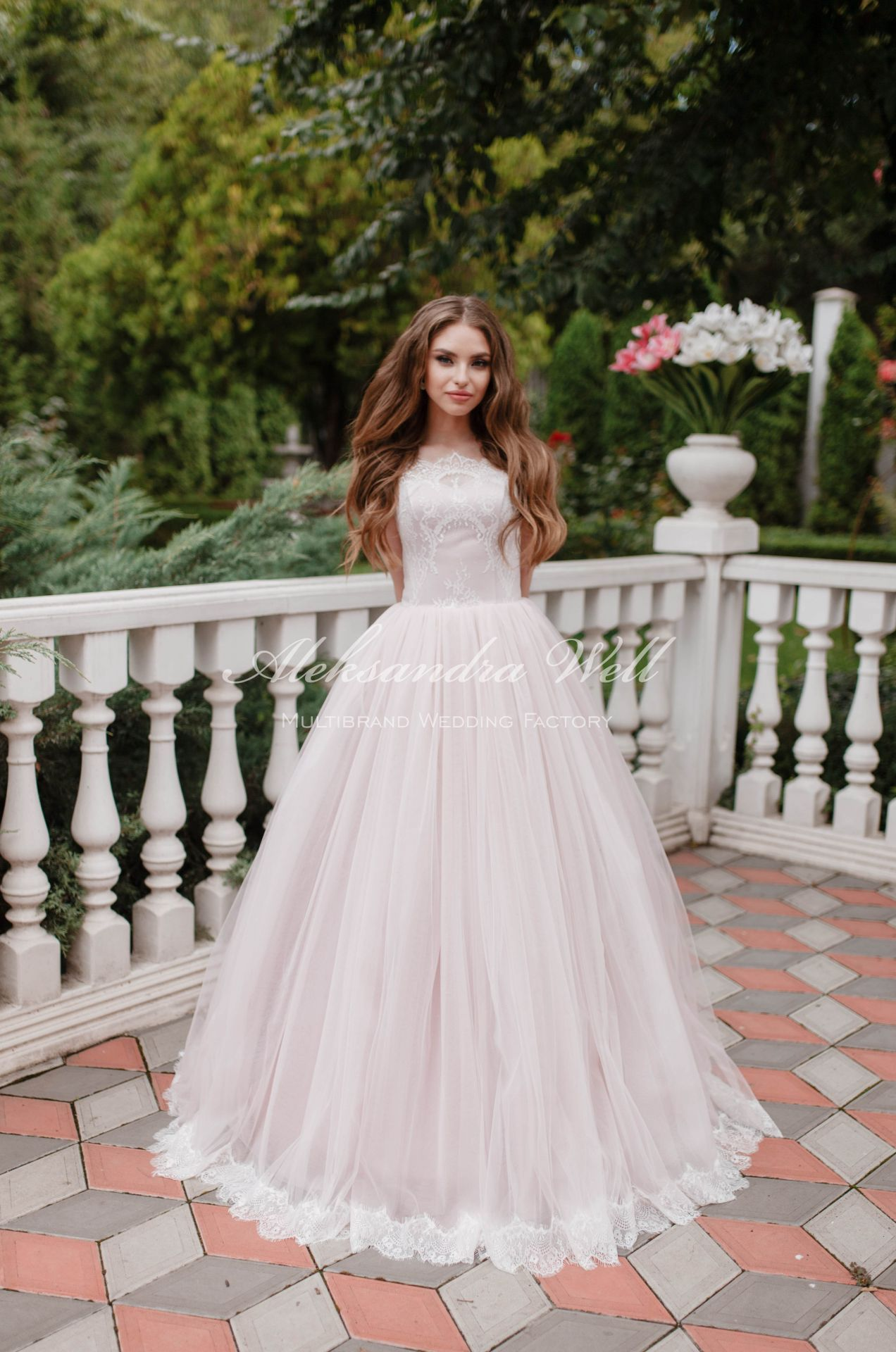 Свадебное платье КОНФИТЮР