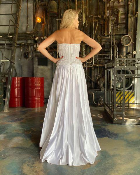 Свадебное платье ПЛИССЕ