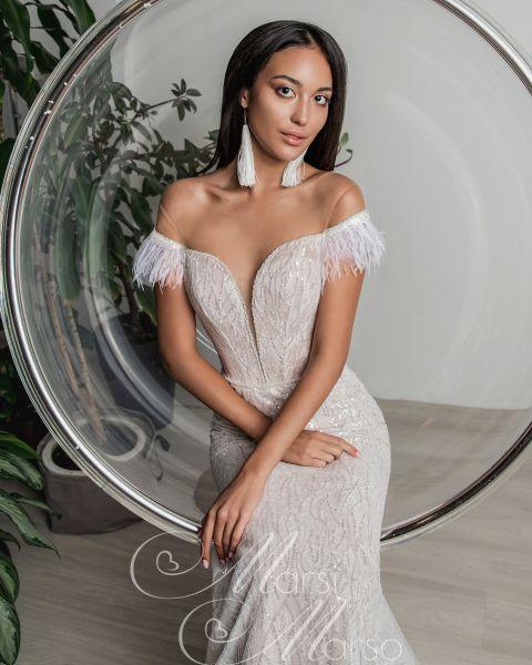 Свадебное платье MAGDA