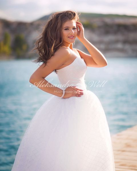 Свадебное платье ФЕЙЕРВЕРК