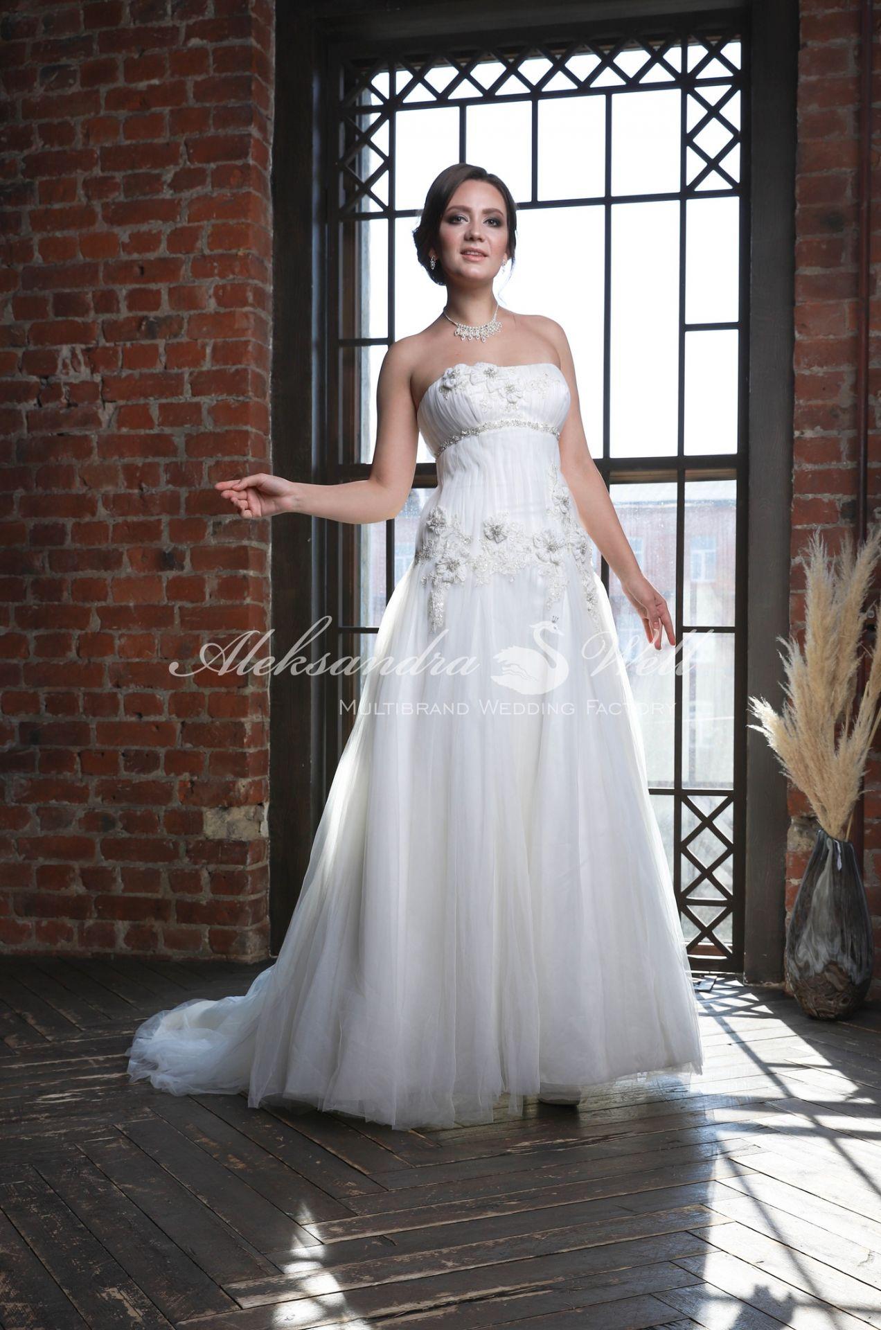 Свадебное платье АДЕЛИНА