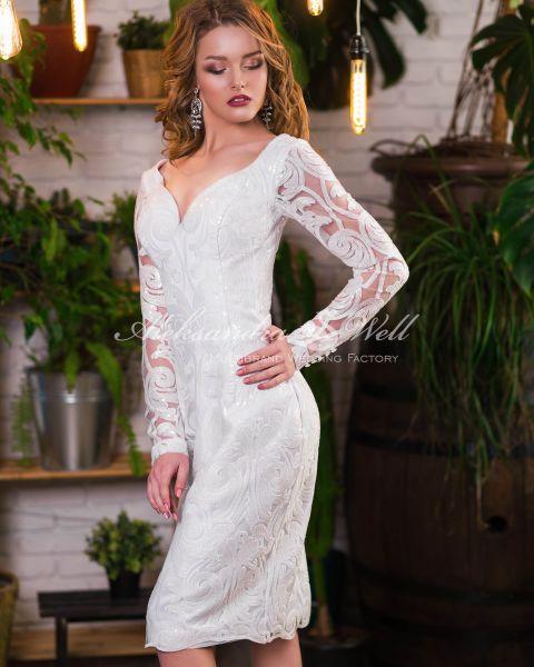 Свадебное платье КЛАУДИА