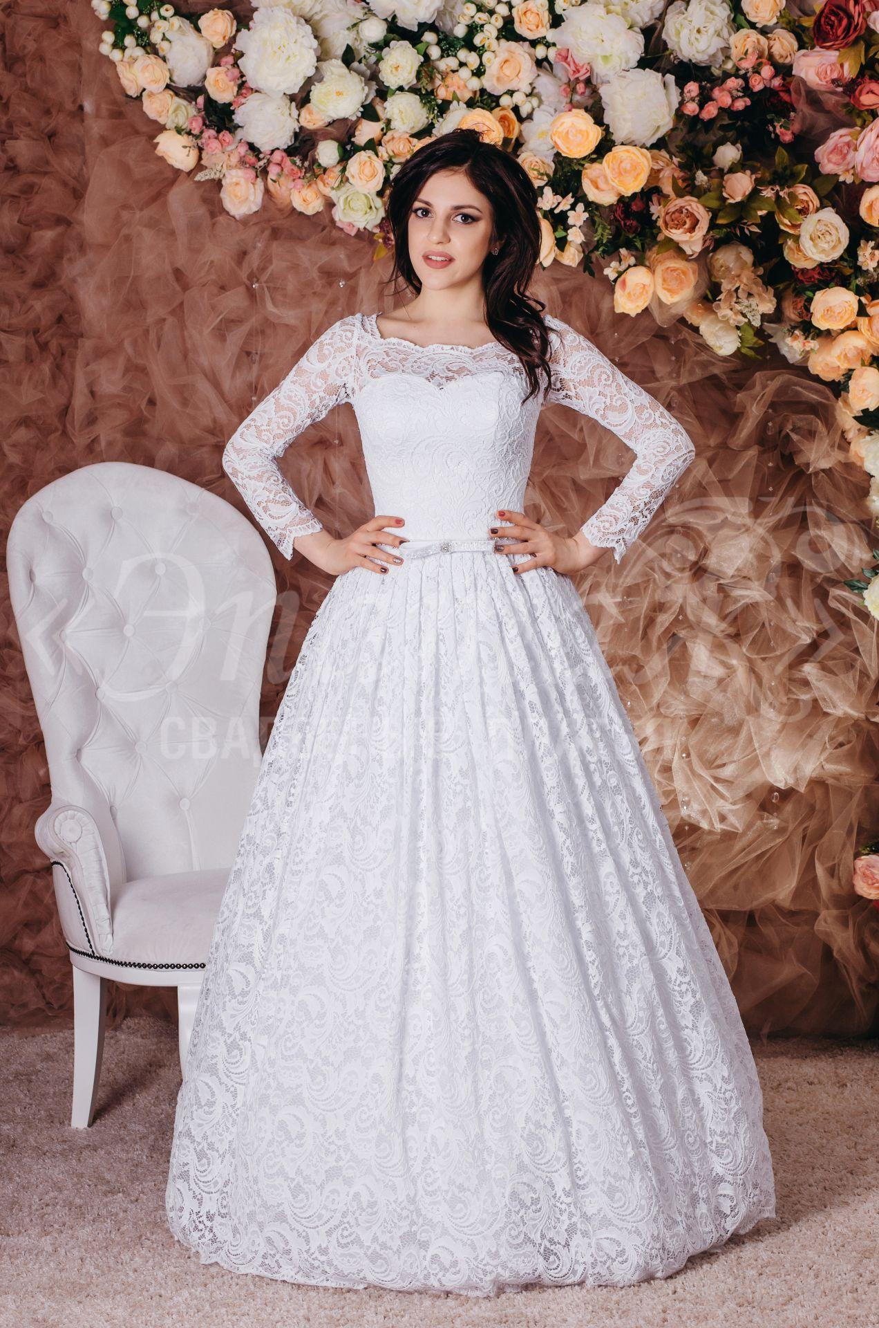 Свадебное платье АЛИНА