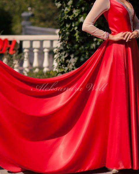 Свадебное платье БРИДЖИТ БОРДО