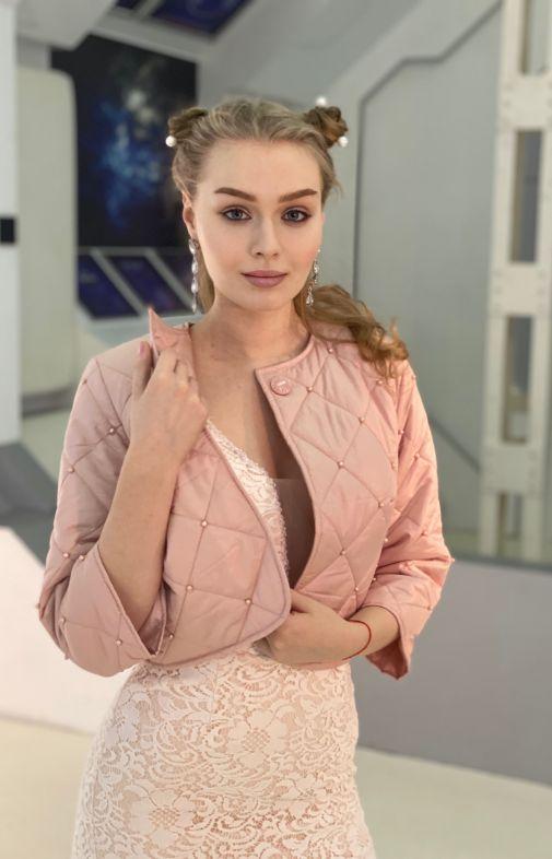 Свадебная куртка