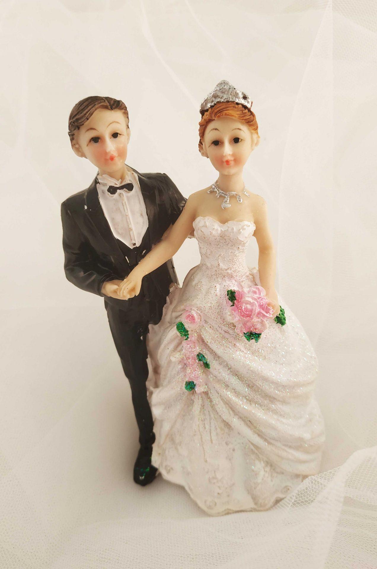 Фигурка для свадебного торта Большая
