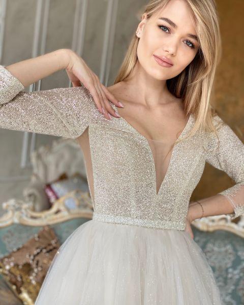 Свадебное платье ALINA