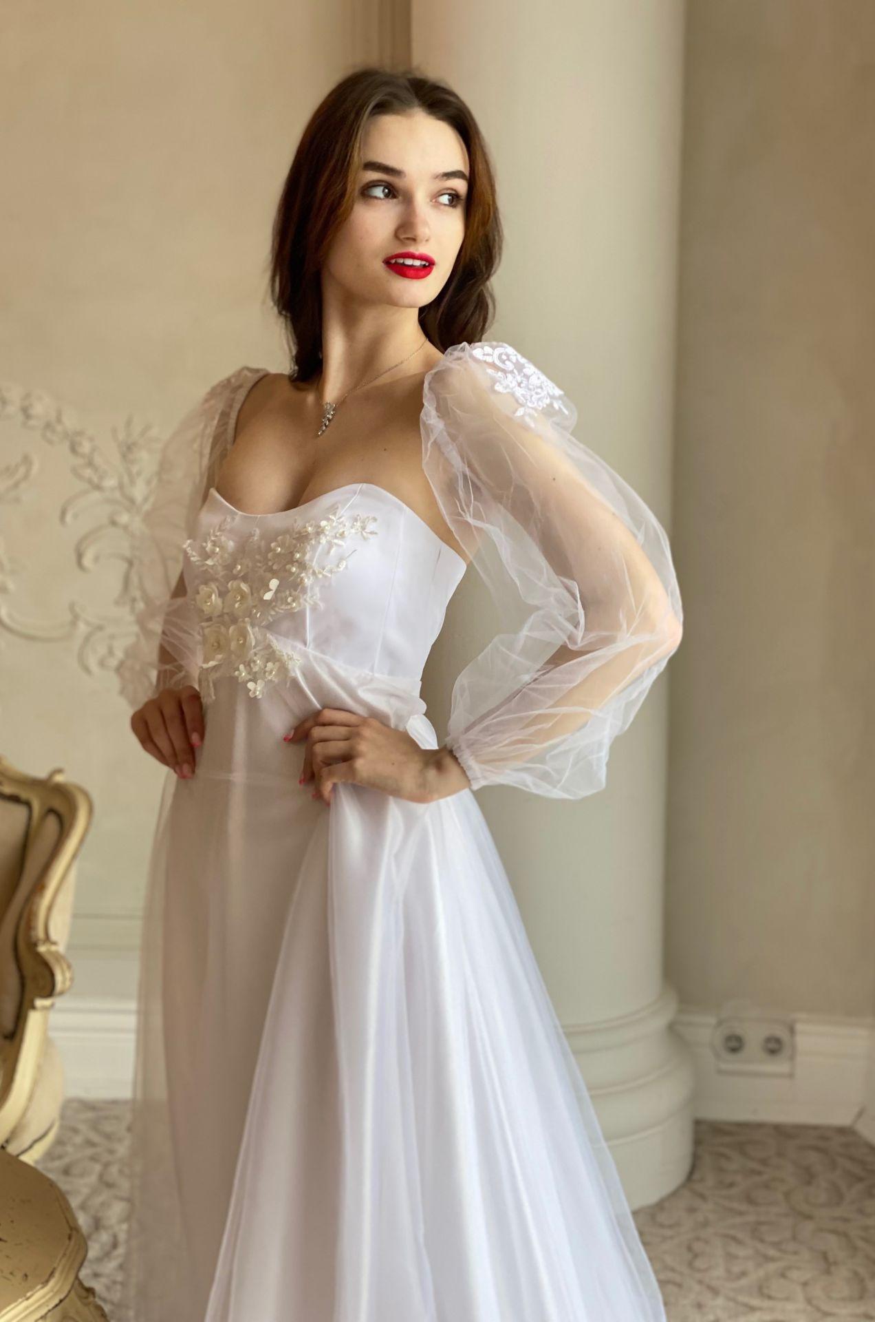 Свадебное платье АЛИСА
