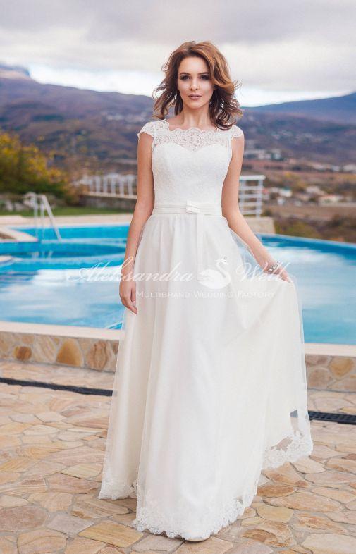 Свадебное платье АНГЕЛИНА