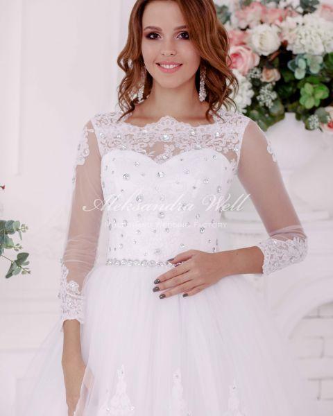 Свадебное платье ВОСХИТИТЕЛЬНОЕ