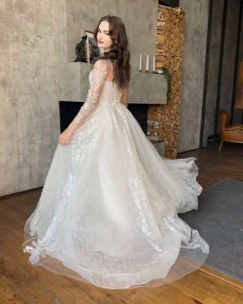 Свадебное платье BONI