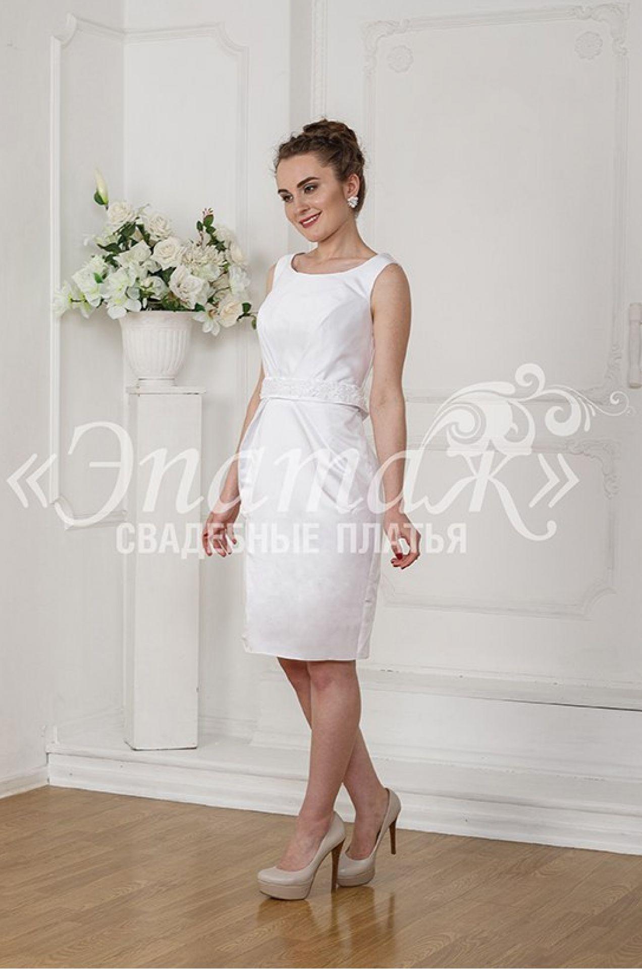 Свадебное платье БЕСПОДОБНОЕ