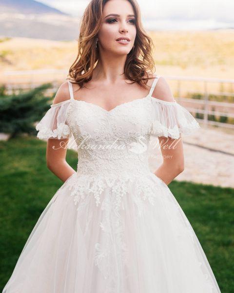 Свадебное платье ЮДЖИНИЯ