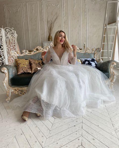 Свадебное платье HELGA