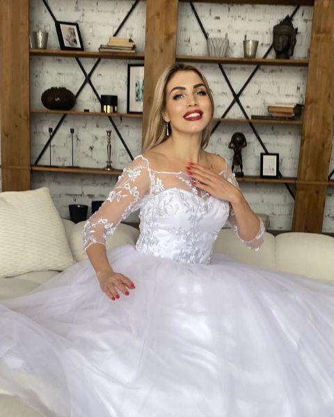 Свадебное платье ИРИНА