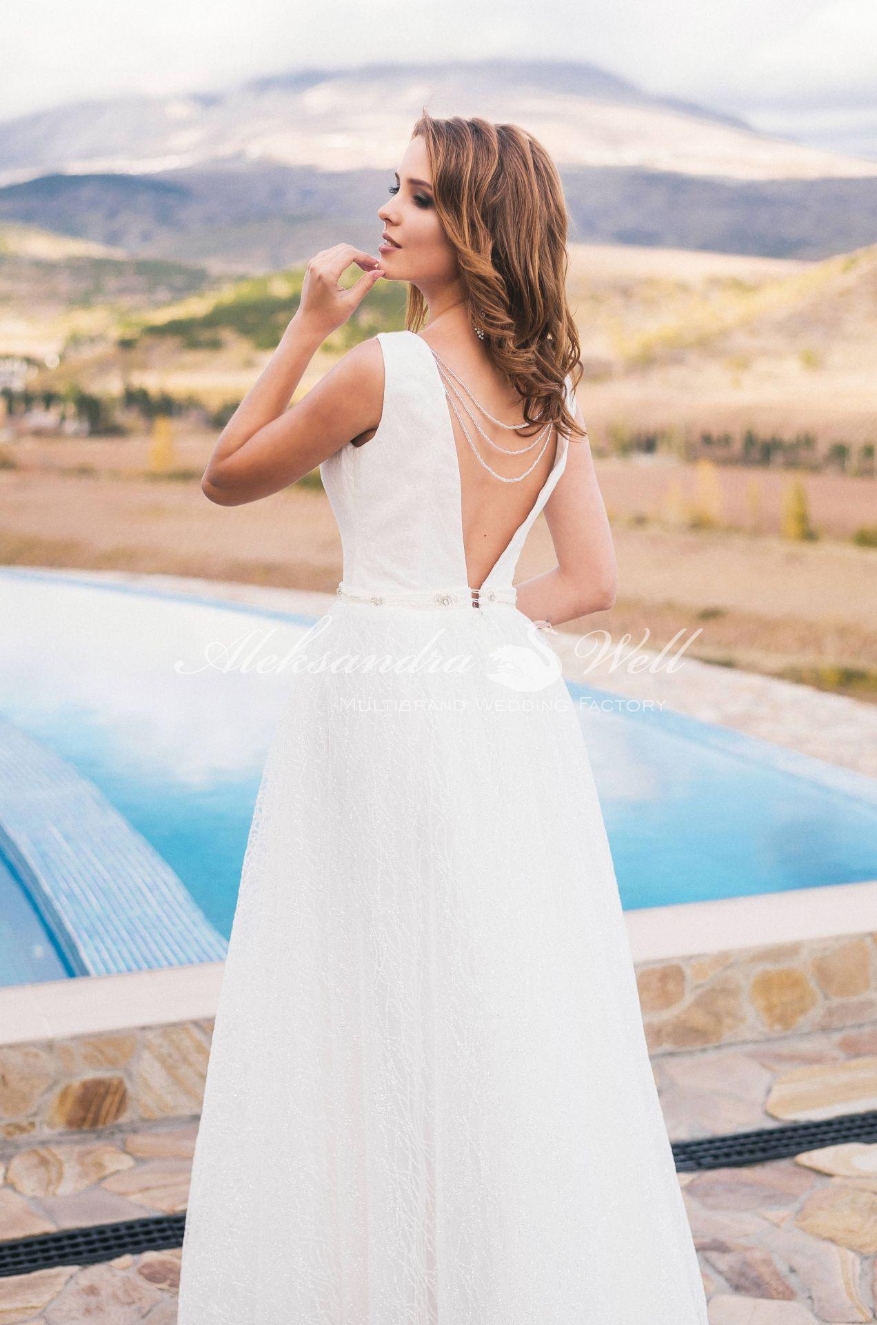 Свадебное платье КОНСТАНЦИЯ