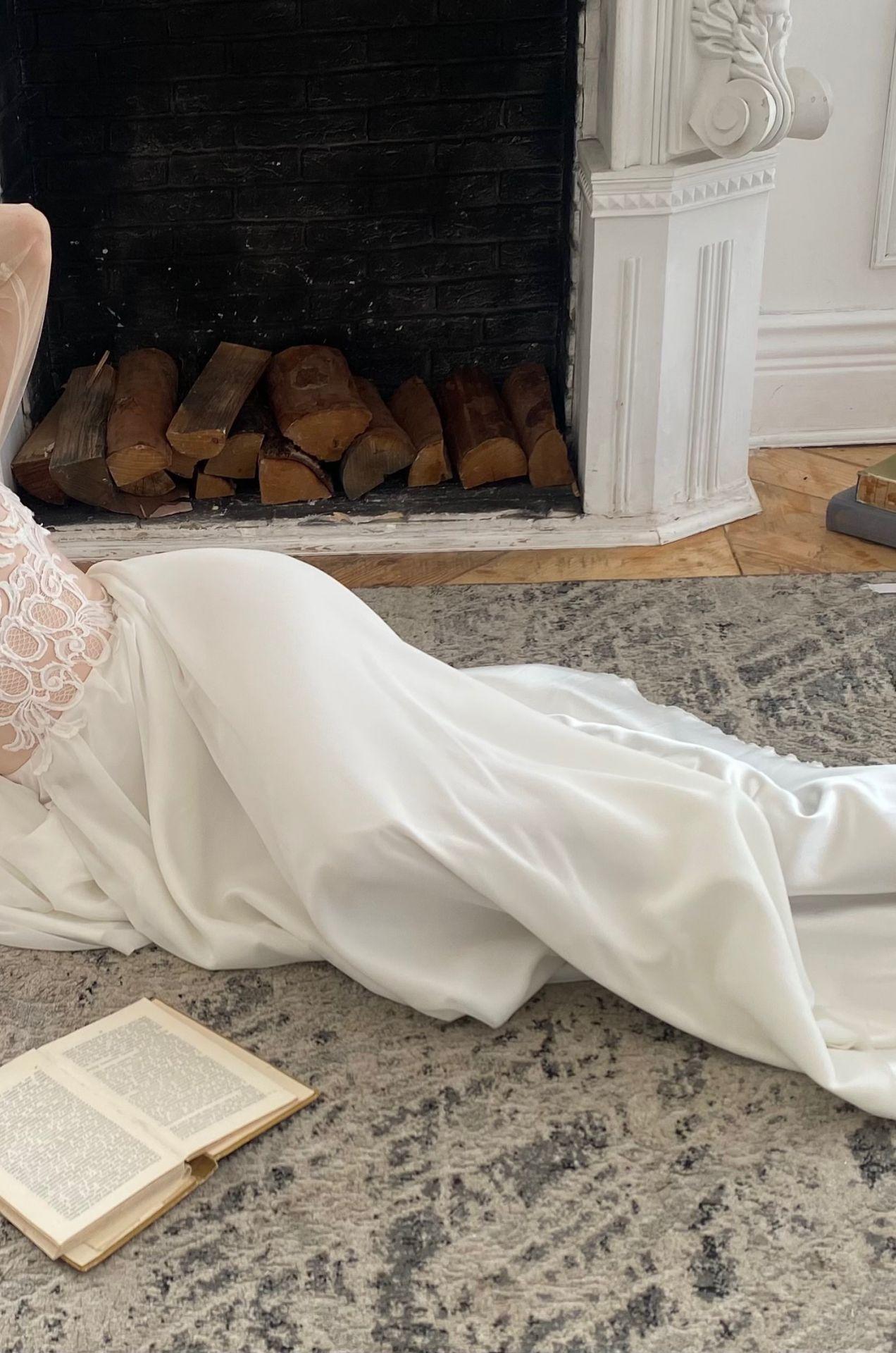 Свадебное платье ПРЕКРАСНАЯ