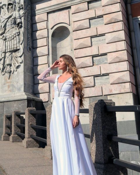 Свадебное платье БРИДЖИТ