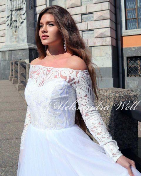 Свадебное платье ЛЕРА