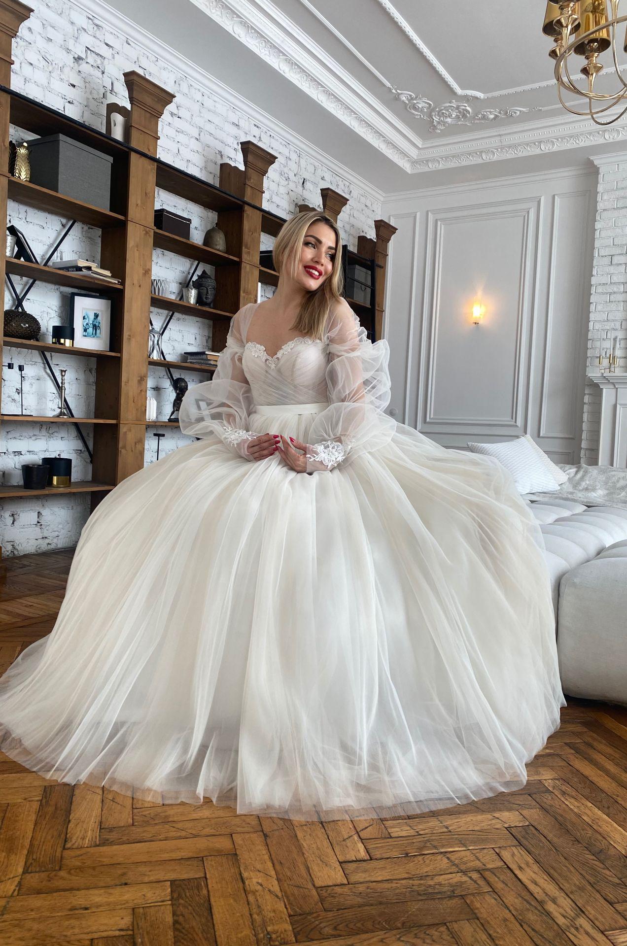 Свадебное платье ГЛЯССЕ