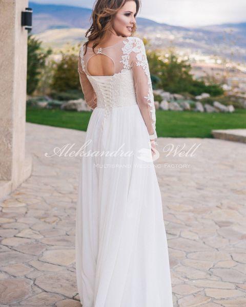 Свадебное платье ЯНИТА