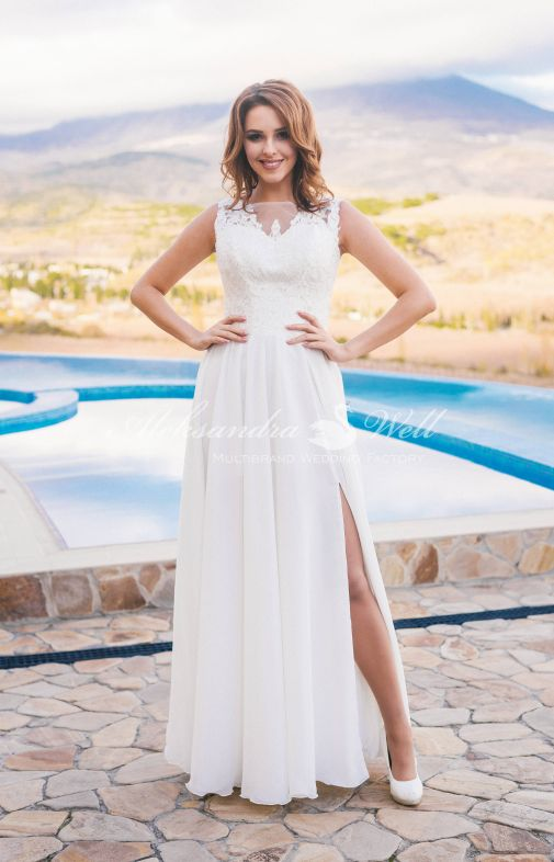 Свадебное платье САФИНА